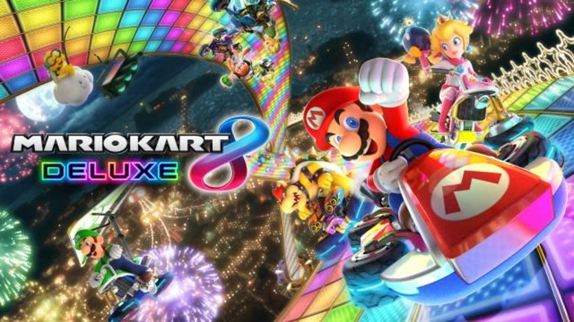 Screenshot 2 - Mario Kart™ 8 Deluxe