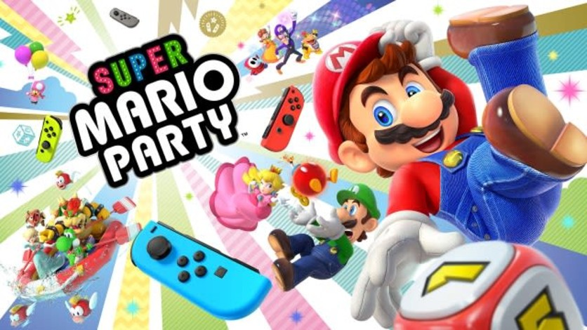 Screenshot 2 - Super Mario Party™