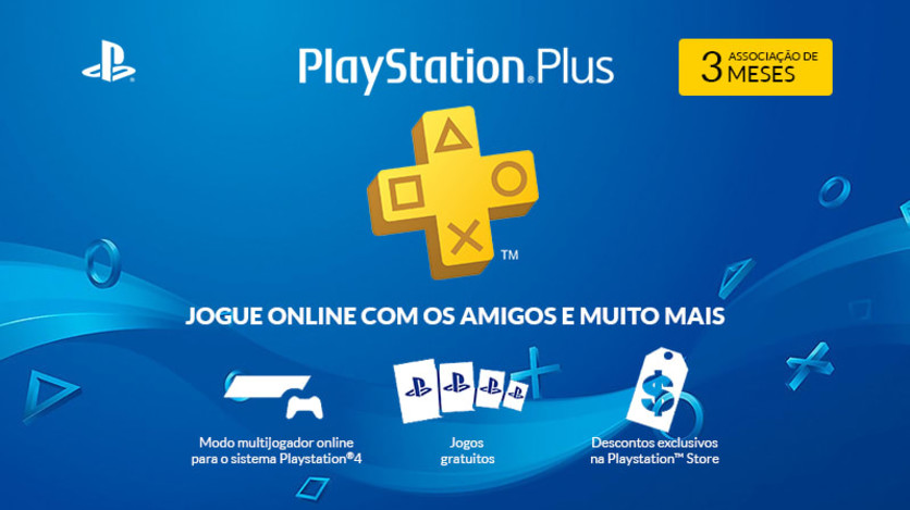 Screenshot 1 - Playstation Plus - 3 Months