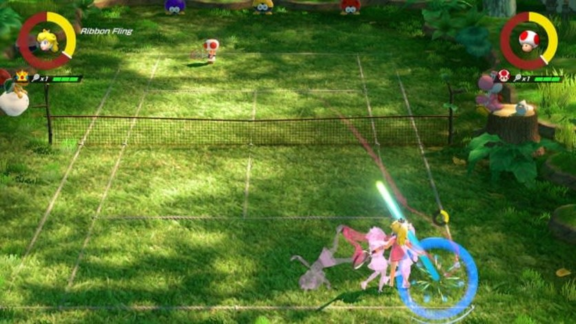 Screenshot 4 - Mario Tennis™ Aces