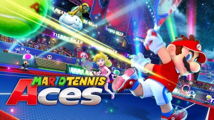 Screenshot 2 - Mario Tennis™ Aces