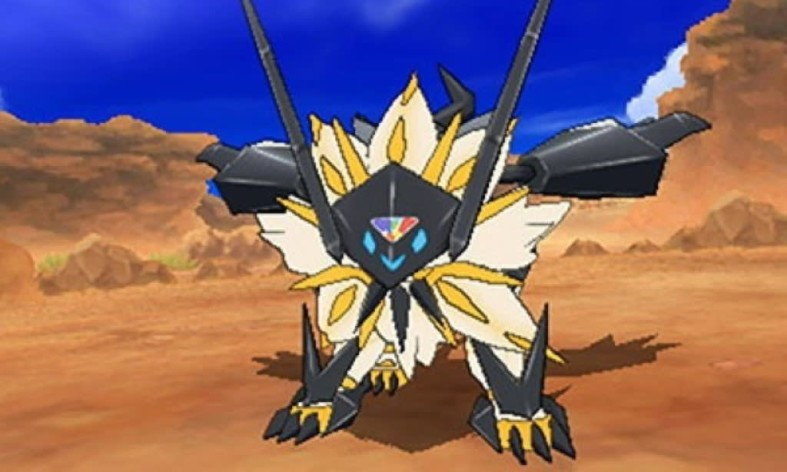 Screenshot 3 - Pokémon Ultra Sun