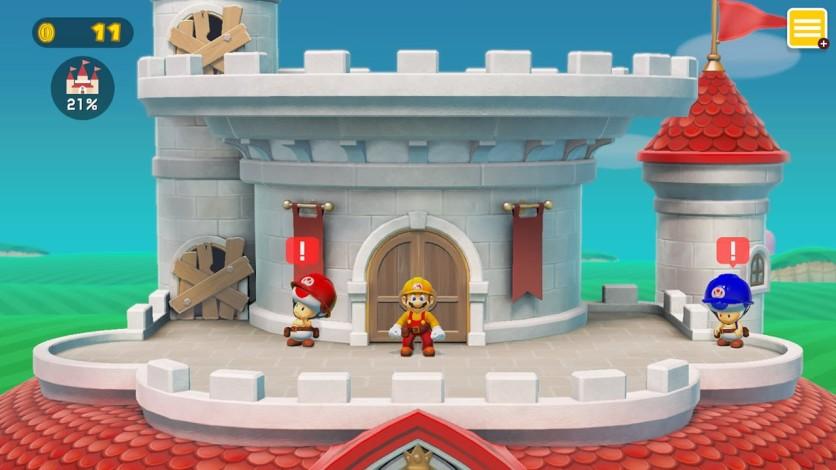 Screenshot 7 - Super Mario Maker™ 2