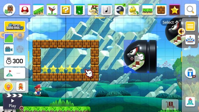 Screenshot 5 - Super Mario Maker™ 2