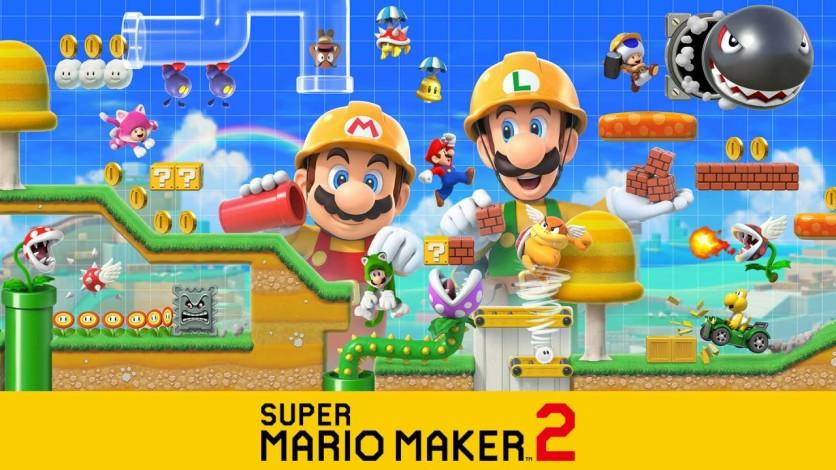 Screenshot 2 - Super Mario Maker™ 2