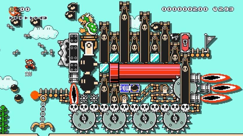 Screenshot 8 - Super Mario Maker™ 2