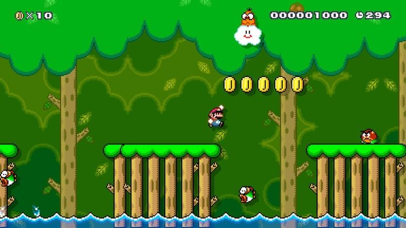 Screenshot 6 - Super Mario Maker™ 2
