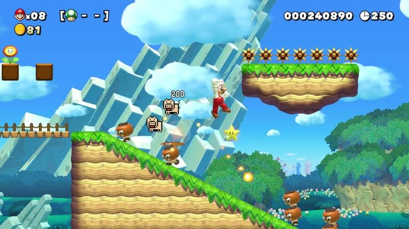 Screenshot 3 - Super Mario Maker™ 2