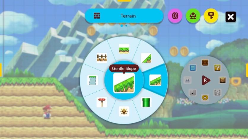 Screenshot 4 - Super Mario Maker™ 2