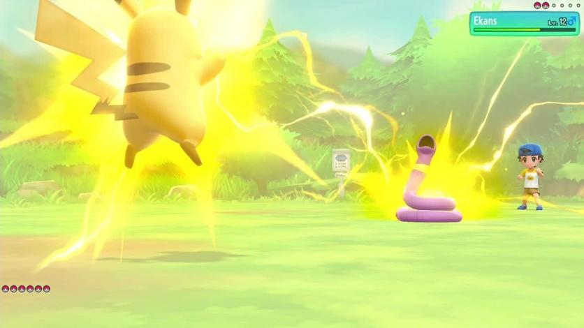 Screenshot 3 - Pokémon™: Let's Go, Pikachu!