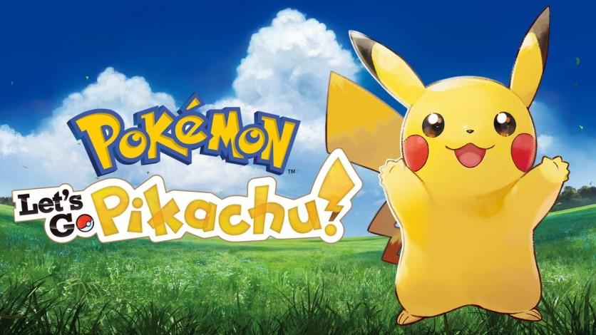 Screenshot 2 - Pokémon™: Let's Go, Pikachu!