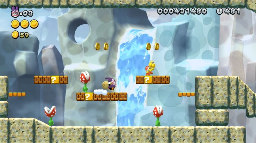 Screenshot 8 - New Super Mario Bros.™ U Deluxe