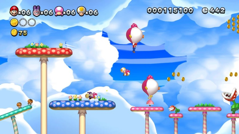 Screenshot 7 - New Super Mario Bros.™ U Deluxe