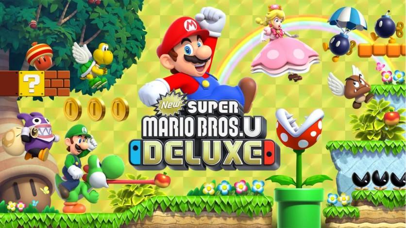 Screenshot 2 - New Super Mario Bros.™ U Deluxe