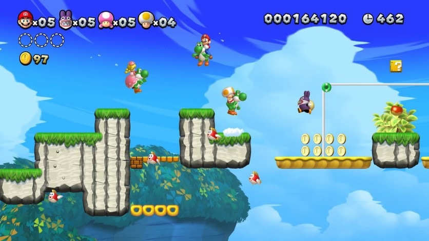 Screenshot 4 - New Super Mario Bros.™ U Deluxe