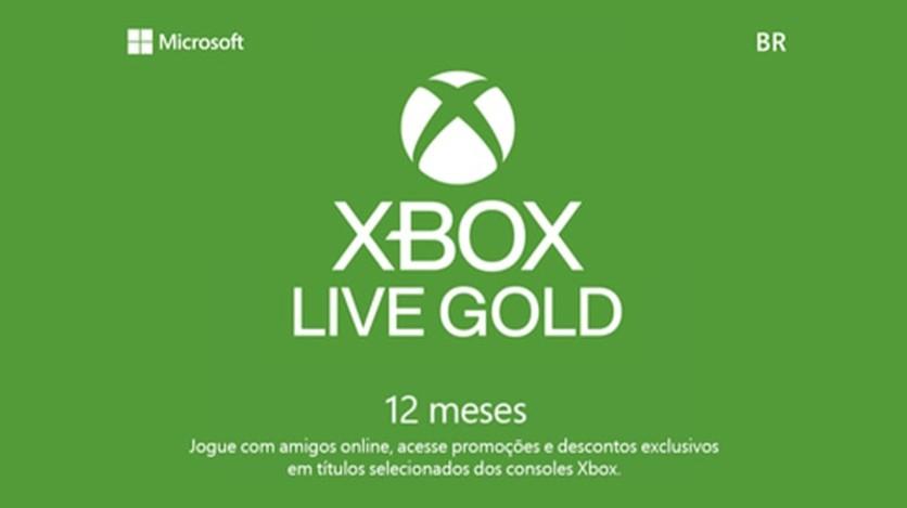 Screenshot 1 - Xbox Live 12 Months - Digital Gift Card