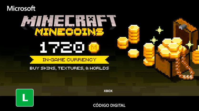 Screenshot 1 - Minecoins - 1720 Coins