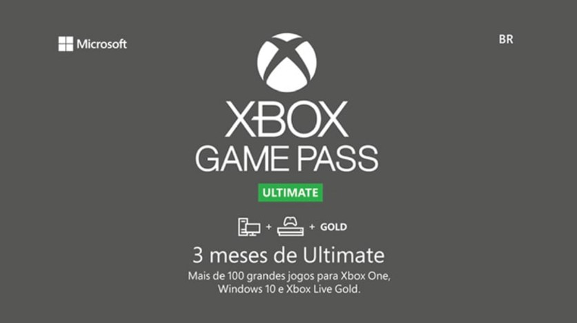 Screenshot 1 - Xbox - Ultimate Game Pass - Digital Gift Card 3 Months