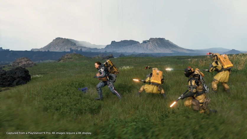 Screenshot 2 - Death Stranding