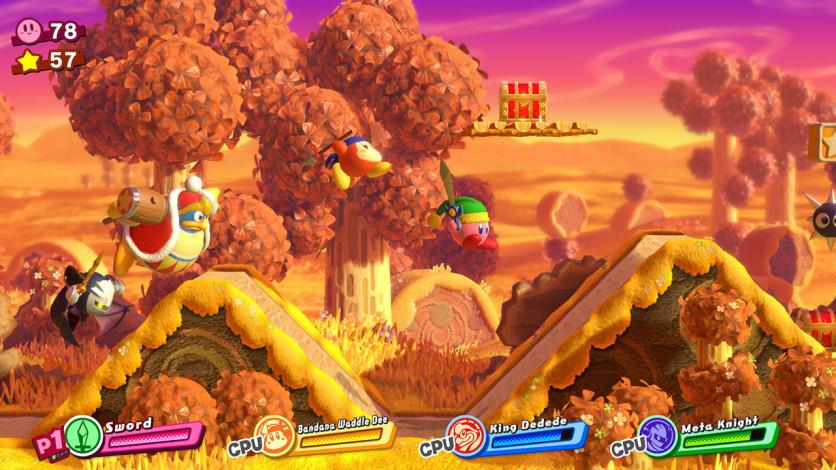 Screenshot 4 - Kirby™ Star Allies