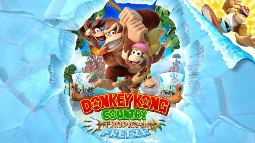 Screenshot 3 - Donkey Kong Country™: Tropical Freeze