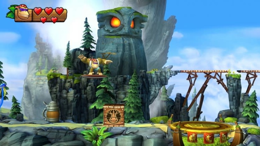 Screenshot 9 - Donkey Kong Country™: Tropical Freeze