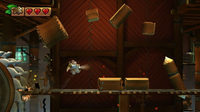 Screenshot 8 - Donkey Kong Country™: Tropical Freeze