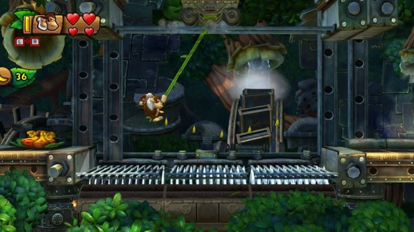 Screenshot 6 - Donkey Kong Country™: Tropical Freeze