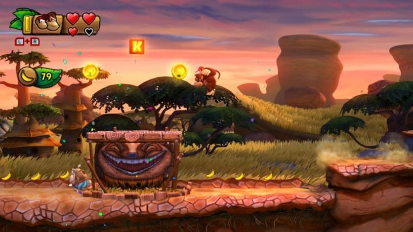 Screenshot 7 - Donkey Kong Country™: Tropical Freeze