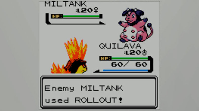 Screenshot 8 - Pokémon Silver Version