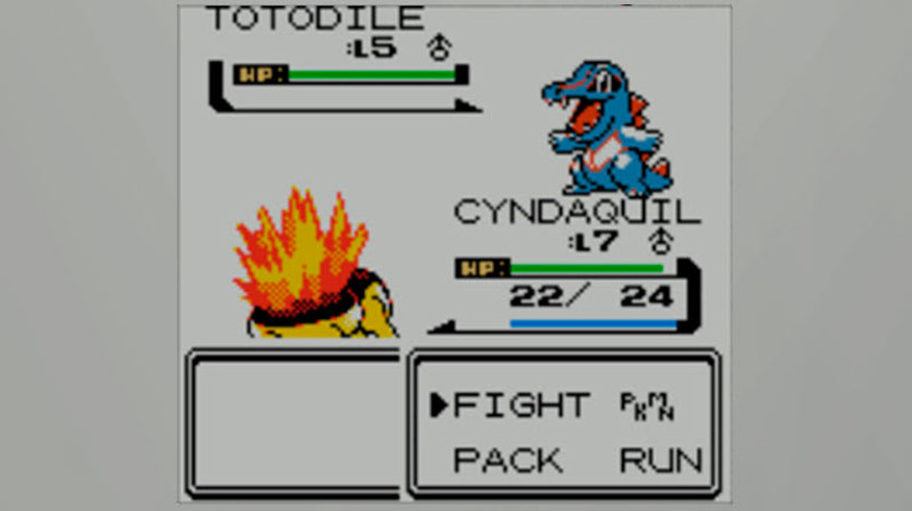 Screenshot 5 - Pokémon Silver Version