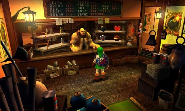 Screenshot 5 - The Legend of Zelda: Ocarina of Time 3D