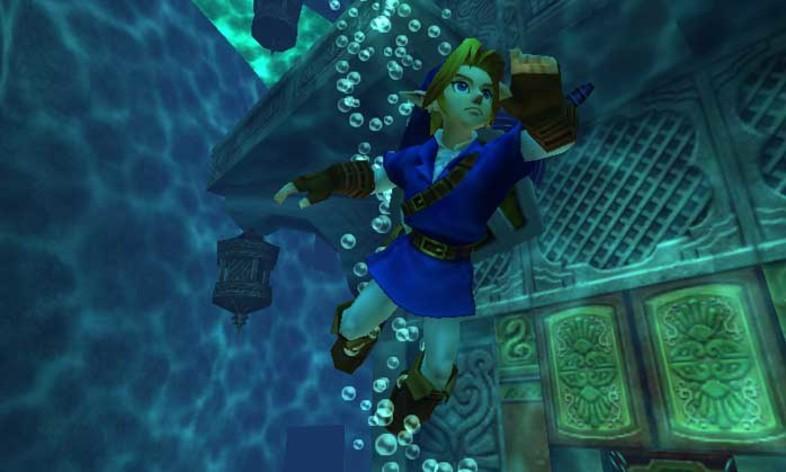 Screenshot 4 - The Legend of Zelda: Ocarina of Time 3D