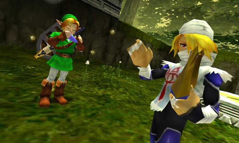 Screenshot 6 - The Legend of Zelda: Ocarina of Time 3D