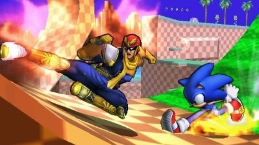 Screenshot 2 - Super Smash Bros.