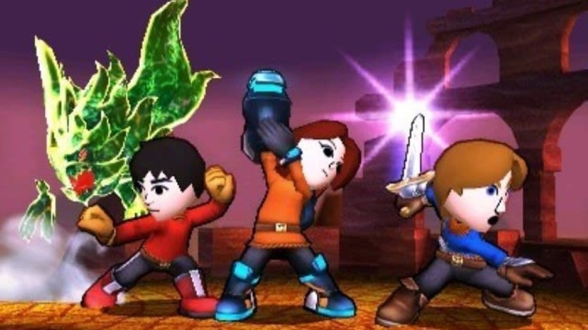 Screenshot 6 - Super Smash Bros.