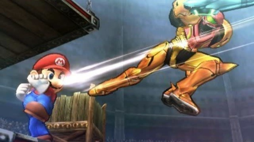 Screenshot 9 - Super Smash Bros.