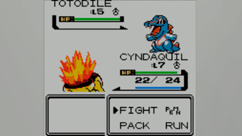 Screenshot 5 - Pokémon Gold Version