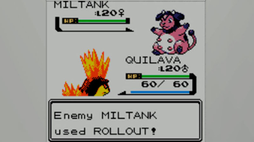 Screenshot 8 - Pokémon Gold Version