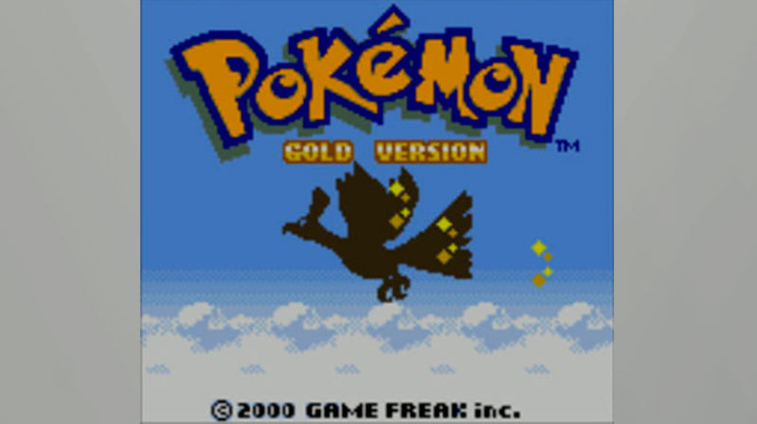 Screenshot 2 - Pokémon Gold Version