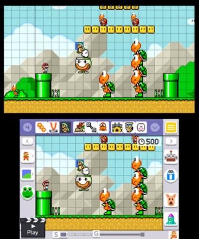 Screenshot 10 - Super Mario Maker for Nintendo 3DS
