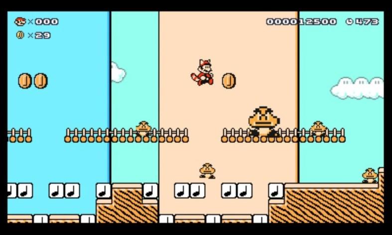 Screenshot 9 - Super Mario Maker for Nintendo 3DS