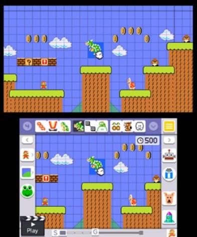 Screenshot 8 - Super Mario Maker for Nintendo 3DS