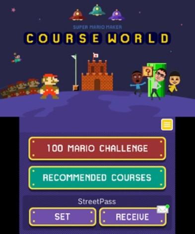 Screenshot 3 - Super Mario Maker for Nintendo 3DS