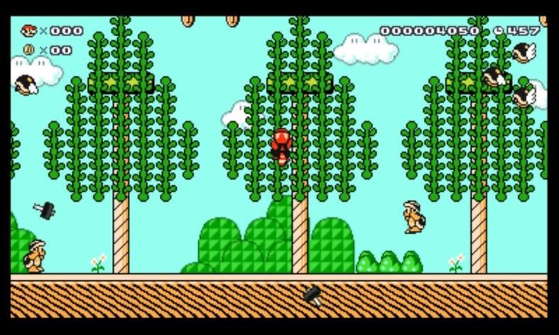 Screenshot 5 - Super Mario Maker for Nintendo 3DS