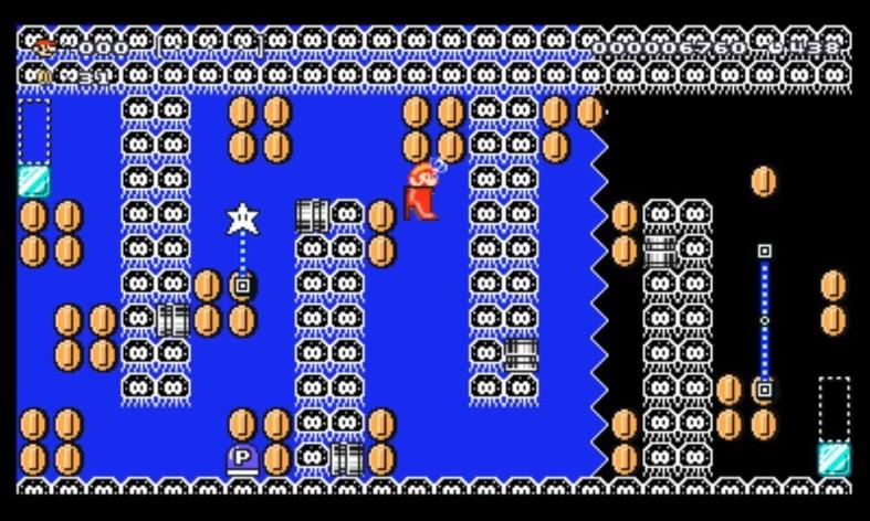 Screenshot 7 - Super Mario Maker for Nintendo 3DS