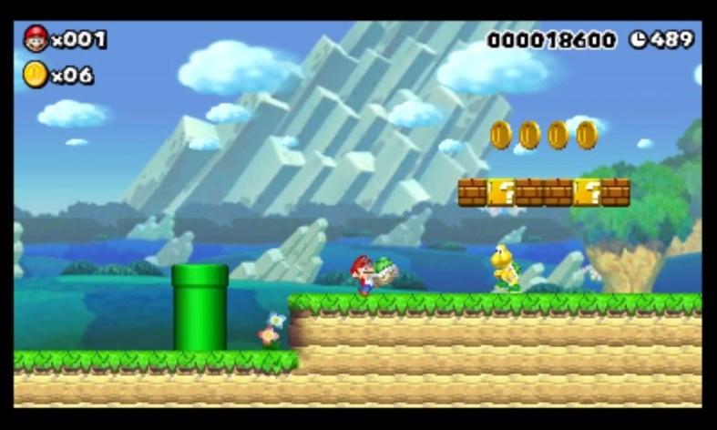Screenshot 11 - Super Mario Maker for Nintendo 3DS