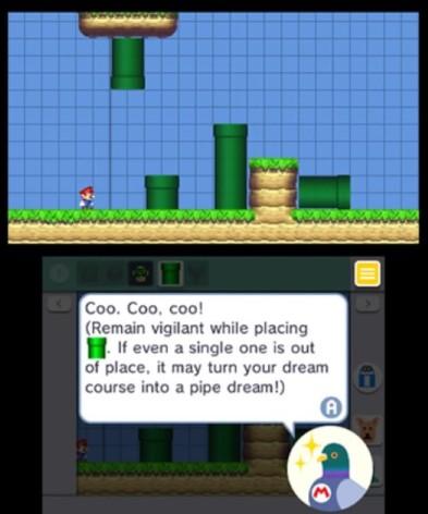 Screenshot 4 - Super Mario Maker for Nintendo 3DS