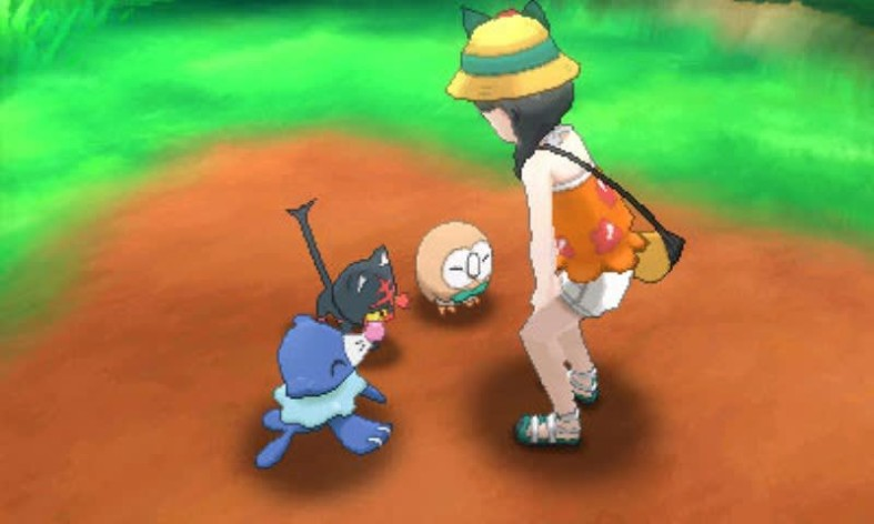 Screenshot 3 - Pokémon Ultra Moon