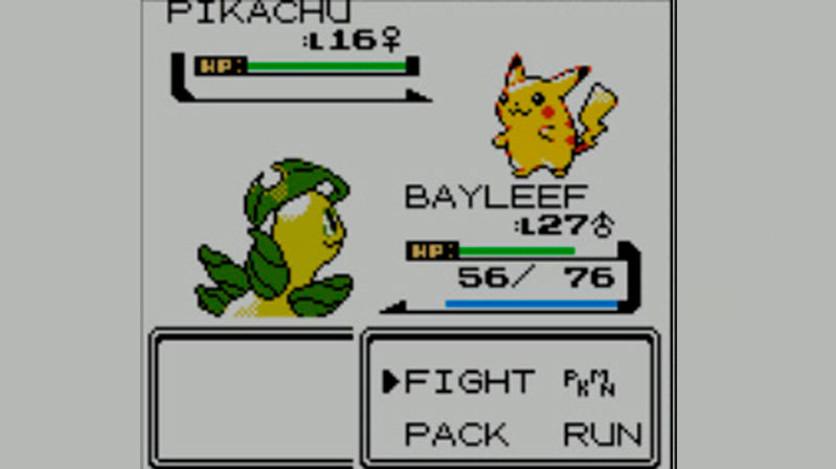 Screenshot 4 - Pokémon Crystal Version